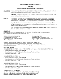 chrono functional resume template template design combination resume template 6 samples examples format hybrid intended for chrono functional resume template 5532