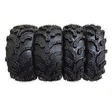 "2 New Premium ATV/UTV Tires 27"" <b>27x12</b>-12 27x12x12 6PR 10220 ..."