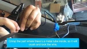 subaru wiring boost gauge tapping into clock harness subaru wiring boost gauge tapping into clock harness