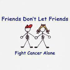 Quotes About Getting Through Cancer. QuotesGram via Relatably.com