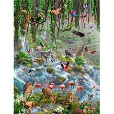 diy diamond painting jungle tiger full 5d embroidery mosaic home decoration