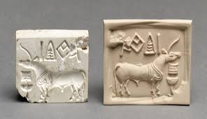 indus valley art keyword heilbrunn timeline of art history stamp seal and modern impression unicorn and incense burner