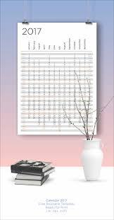 calendar poster template for bies  calendar poster template for 2017