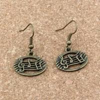 Brass <b>Bronze Earrings</b>
