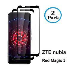 3D полное покрытие закаленное стекло ZTE Nubia <b>Red</b> Magic 3 ...