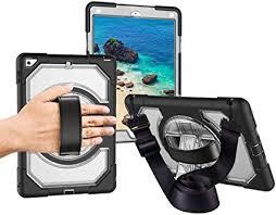 Miesherk iPad 6th/5th Generation Case with Strap ... - Amazon.com