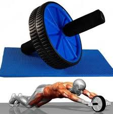 Evana Six <b>Abs Roller Wheel</b> Abdominal Workout Ab Exerciser - Buy ...