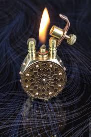 Купить <b>Бензиновая зажигалка</b> с геометрическим орнаментом ...