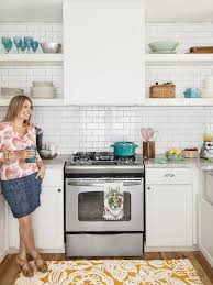 kitchen floor tiles small space: small and mighty white kitchen rx hgmag small white kitchen  a xjpgrendhgtvcom