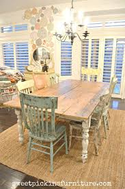 Cottage Style Kitchen Tables 17 Best Ideas About Farmhouse Kitchen Tables On Pinterest Dining