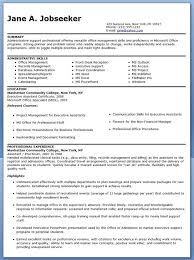 sample resume administrative assistant sample resume of executive assistant