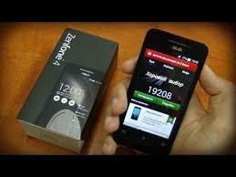 Asus ZenFone 4 (A400CG) Video clips