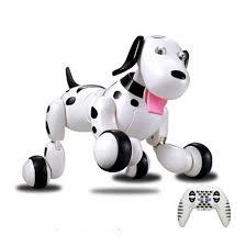 <b>Радиоуправляемая робот</b>-<b>собака</b> Далматинец <b>Happy</b> Cow Smart ...