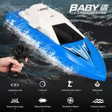 <b>JJRC S5 Baby Shark</b> Boat, 2.4G RC Boat 20Mins Running Time Hi ...