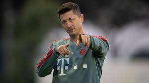 Lewandowski: Two trophies together would be perfect