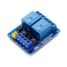 <b>24V 2 Channel</b> Relay Module With Optocoupler High and Low <b>Level</b> ...