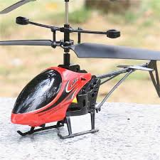 Children Gift Toys <b>Two</b>-<b>Way Remote Control Helicopter</b> With LED Light