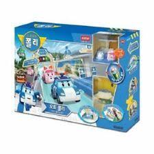 Пластиковые <b>фигурки</b> Robocar Poli <b>игровые</b> наборы | eBay