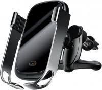 <b>BASEUS Rock Solid</b> Electric Holder Wireless <b>Charger</b> - купить ...