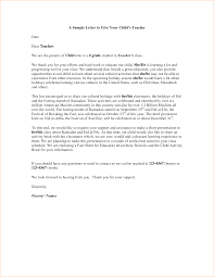 3 thank you letter to parents from teacher outline templates thank you for your efforts internetwebgallery comsample thank you