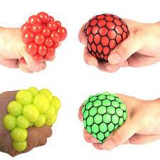 <b>96pcs</b> Decompression grape ball 6cm <b>Cute</b> Anti Stress Face ...