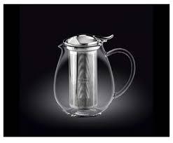 "Купить <b>Чайник заварочный Wilmax ""Thermo</b>"", 1300 мл по низкой ..."