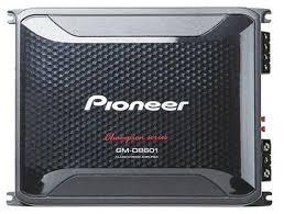 <b>Автомобильный усилитель Pioneer GM</b>-D8601 — купить по ...