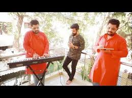 Thunbam Nergayil cover   Nivas   Navneeth Sundar   Bharathidasan ...