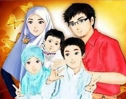 Image result for suami, isteri dan anak