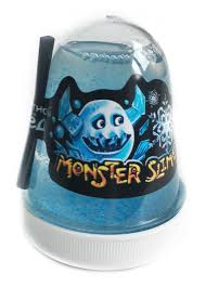<b>Слайм Monster Slime KiKi</b> Цветной лед 130 гр