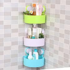bathroom shower storage organization fashion aluminium double wall corner bathroom shelf shower shampoo soa