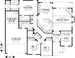 ideas about Floor Plans Online on Pinterest   Affordable    Love the curb appeal  sq  ft   car garage http
