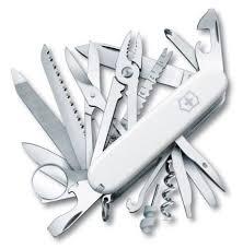 1.6795.7R <b>Нож перочинный Victorinox SwissChamp</b> 91мм ...