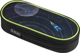 <b>Пенал</b>-<b>косметичка Herlitz Case Space</b>, 50021192 — купить в ...