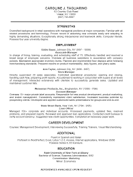 resume examples professional business resume template   resume examples diversified background retail operations managerial accomplishments innovative professional business resume template specifications