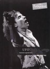 <b>UFO</b> - <b>Rockpalast</b>:<b>Hardrock</b> Legends Vol.1 (2010, DVD) | Discogs
