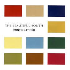 The <b>Beautiful South</b> - <b>Painting</b> It Red Lyrics and Tracklist   Genius