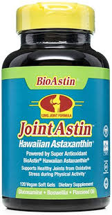 <b>JointAstin Hawaiian Astaxanthin</b> 12 mg by Nutrex Hawaii