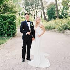 Featured on BRIDES: Inside Katie's <b>French</b> Wedding! | Katie Dean ...