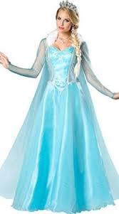 <b>Elegant Frozen Elsa</b> Ice Queen Women Dress Skirt Cosplay ...