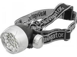 <b>Фонарь Navigator 94 946</b> NPT-H01-3AAA