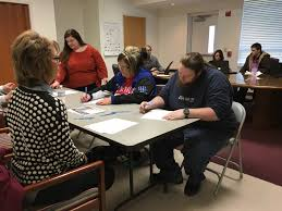 teleworks usa u haul job fair in annville draws crowd jobsight nearly 100 job seekers in and around jackson and owsley counties came to the teleworks usa u haul job fair at the annville teleworks hub on friday feb