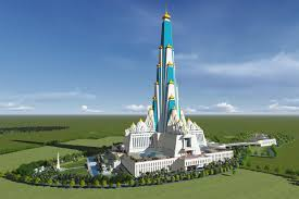 New Chandrodaya Mandir Mathura Wallpapers for free download