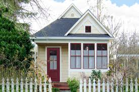 Micro Cottage Floor Plans   Houseplans comSignature tiny house plan