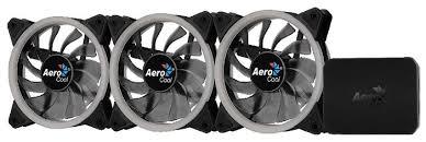 Комплект <b>вентиляторов</b> для корпуса <b>AeroCool Rev</b> RGB Pro ...