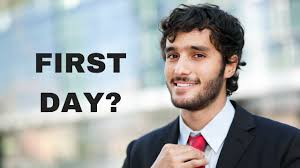 what is the most important thing to do on the first day of a new job question what is the most important thing someone should do on the first day of a new job