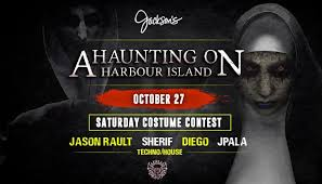 Saturday Jackson's <b>Halloween Party</b>: A Haunting on Harbour Island ...