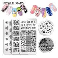<b>Nail Art</b> Stamping Image Plates Online