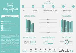 10 inspiring resume designs to get you hired font1