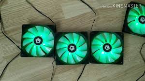 Вентиляторы <b>ID</b>-<b>COOLING XF-12025-RGB-TRIO</b> ОНЛАЙН ТРЕЙД ...